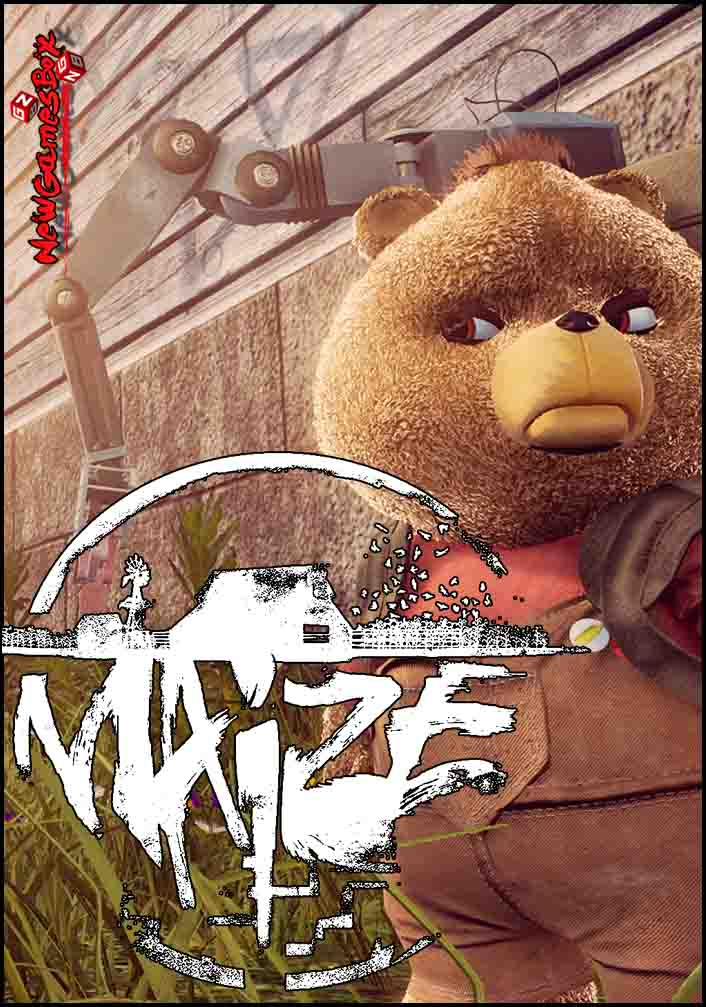 Maize PC Game 2016 Free Download