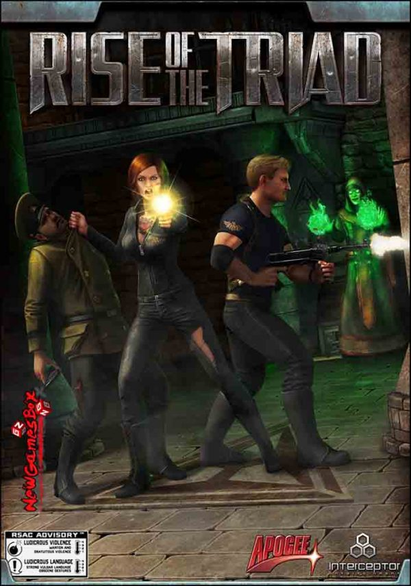 Rise of the Triad DOOM Edition Free Download