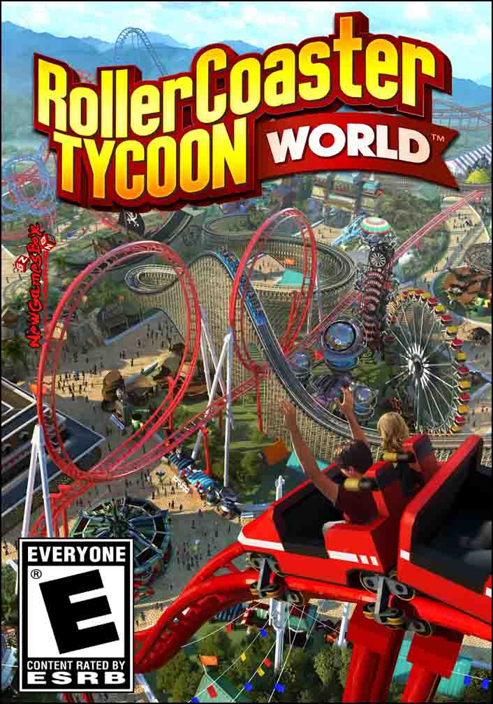 roller coaster tycoon world free download full version