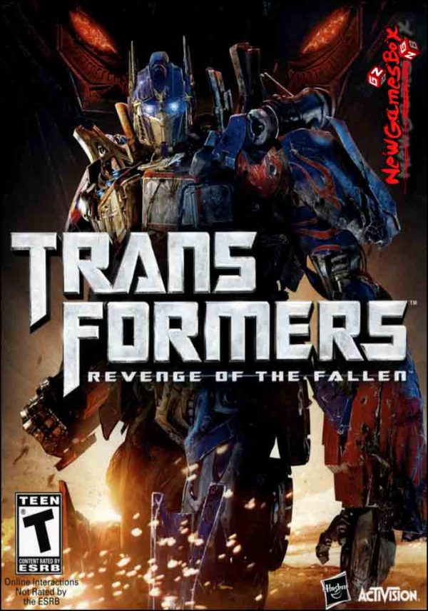 Transformers 2 Revenge of the Fallen Free Download