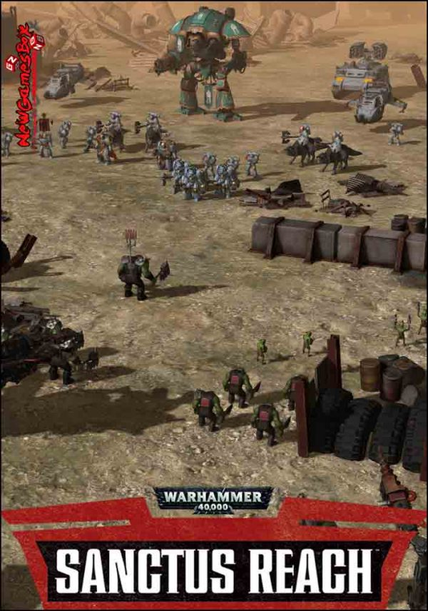 Warhammer 40.000 Sanctus Reach Free Download