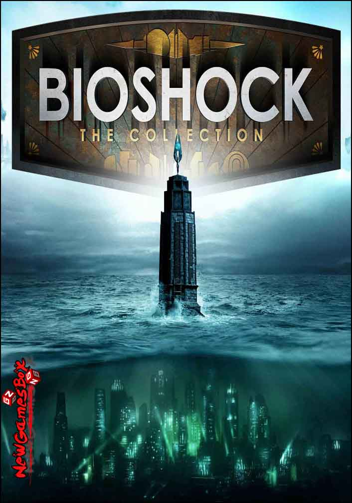 BioShock Remastered Collection Free Download