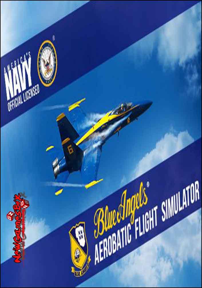 Blue Angels Aerobatic Flight Simulator Free Download