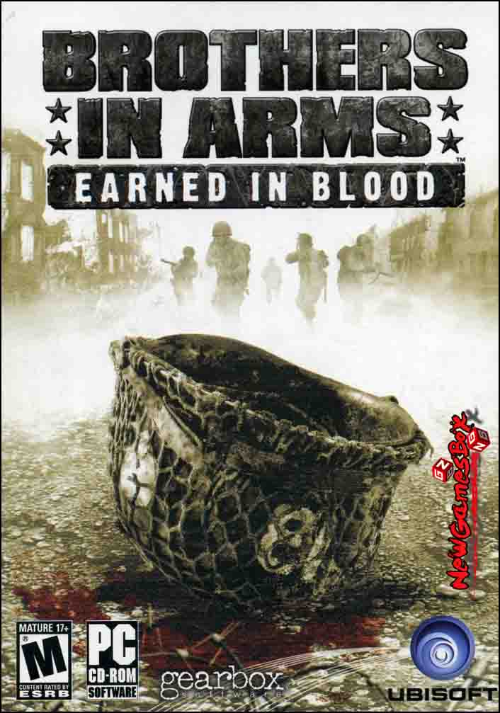Brothers in Arms Earned in Blood Free Download