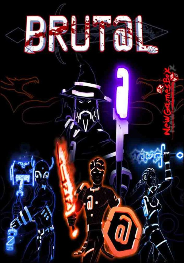Brutal Free Download Full Version PC Game Setup
