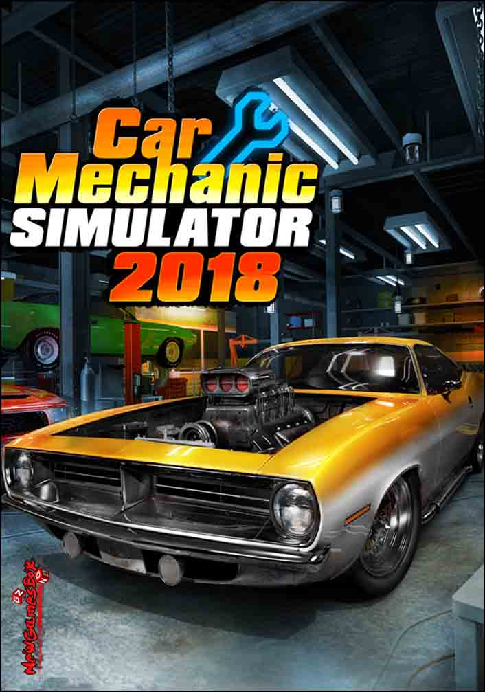 Car Mechanic Simulator 2018 Free Download Full Version