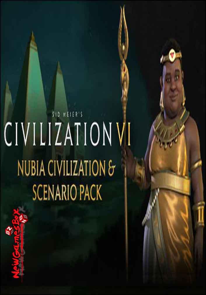 Civilization 6 Nubia Civilization And Scenario Pack Free Download