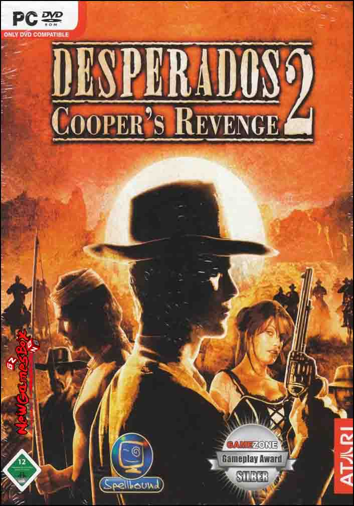 Desperados 2 Coopers Revenge Free Download