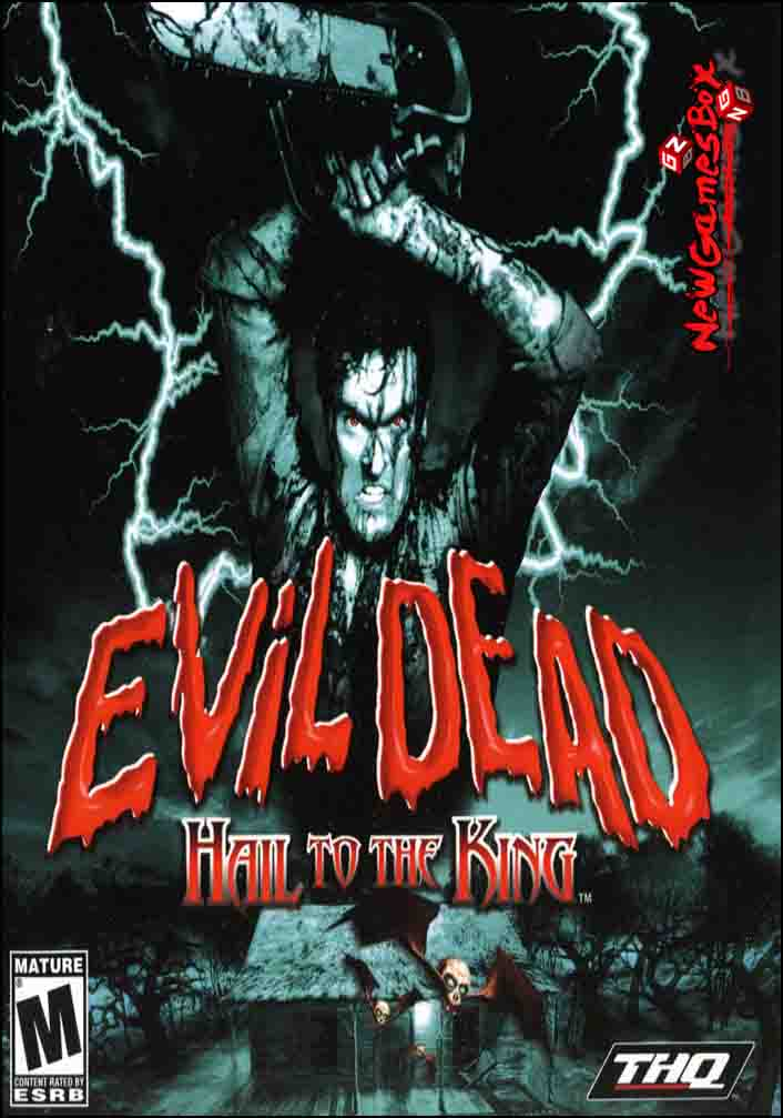 Evil Dead Hail to the King Free Download