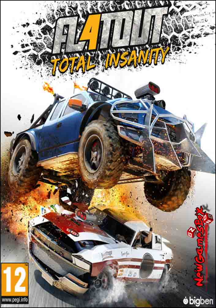 flatout 4 total insanity free download full pc game setup. Black Bedroom Furniture Sets. Home Design Ideas