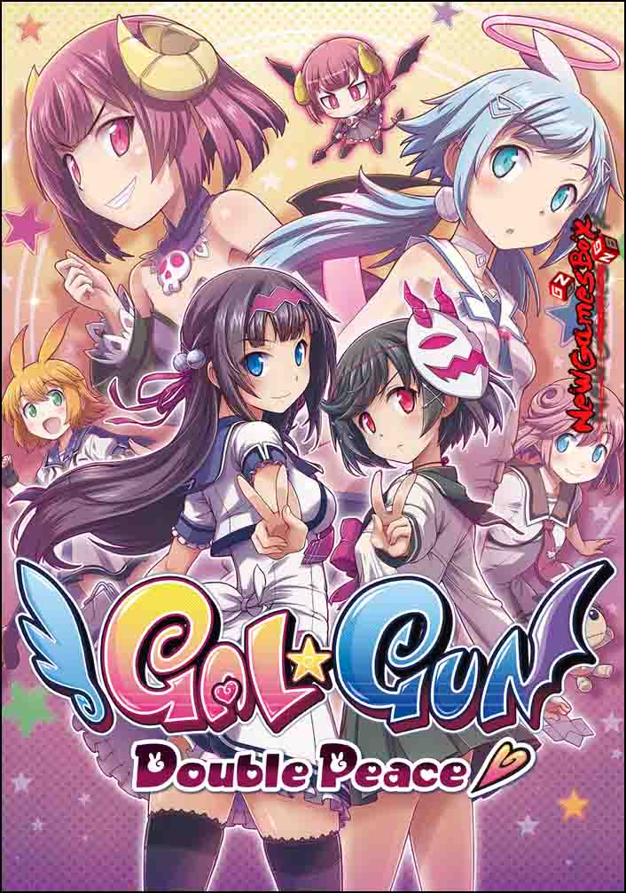 Gal Gun Double Peace Free Download
