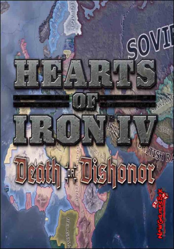 Hearts of Iron IV Death or Dishonor Free Download