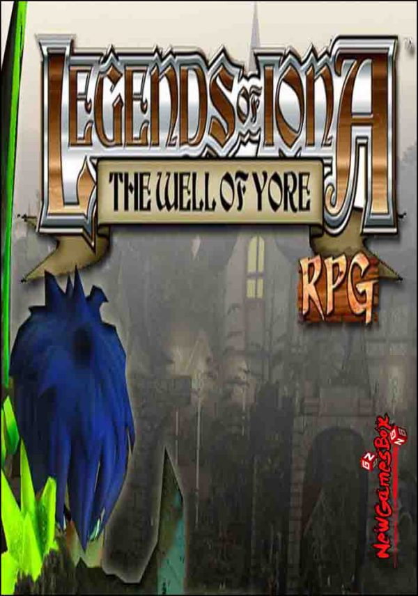 Legends Of Iona RPG Free Download