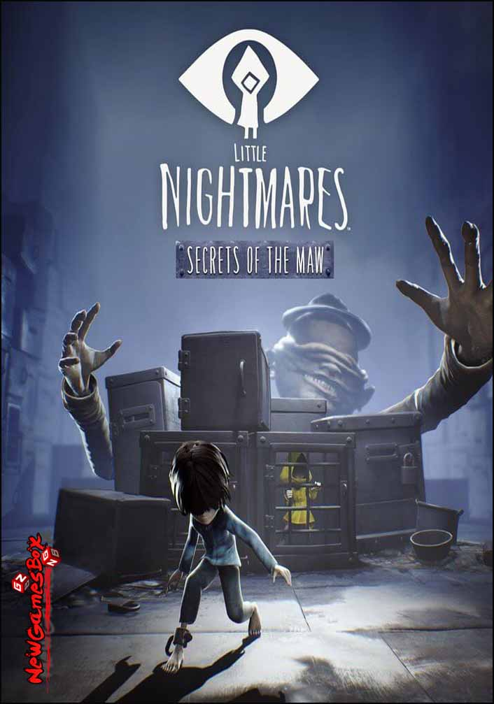 Little Nightmares Secrets of The Maw Free Download