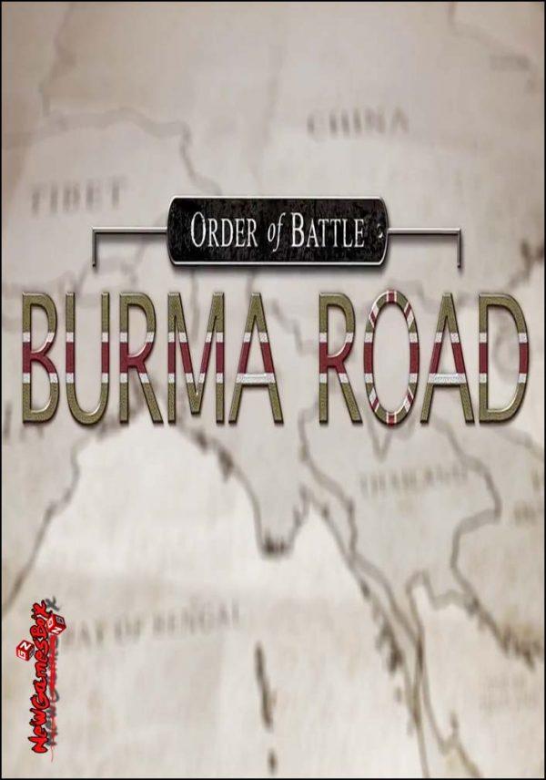 Order of Battle Burma Road Free Download