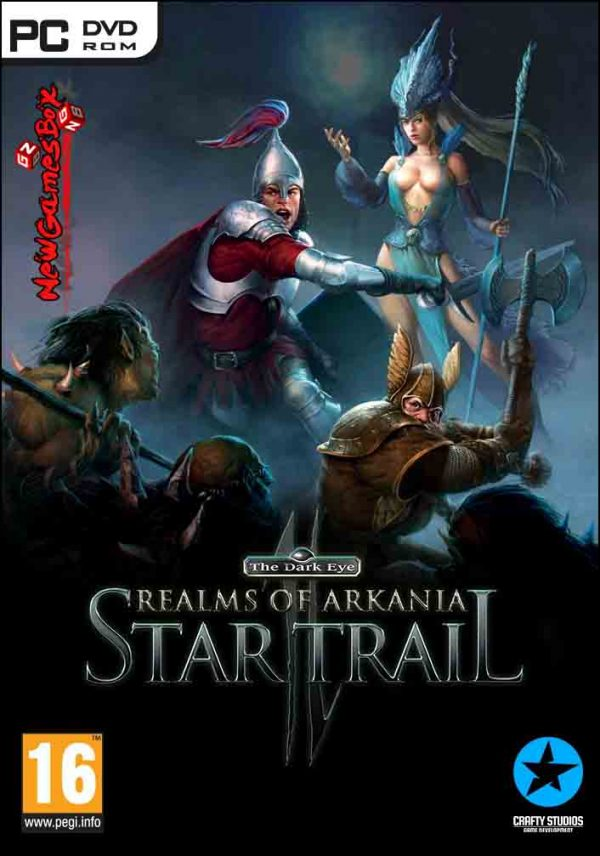 Realms of Arkania Star Trail Free Download