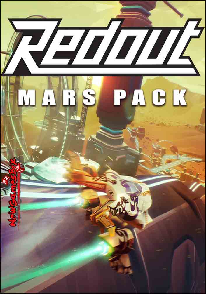 Redout Enhanced Edition Mars Pack Free Download
