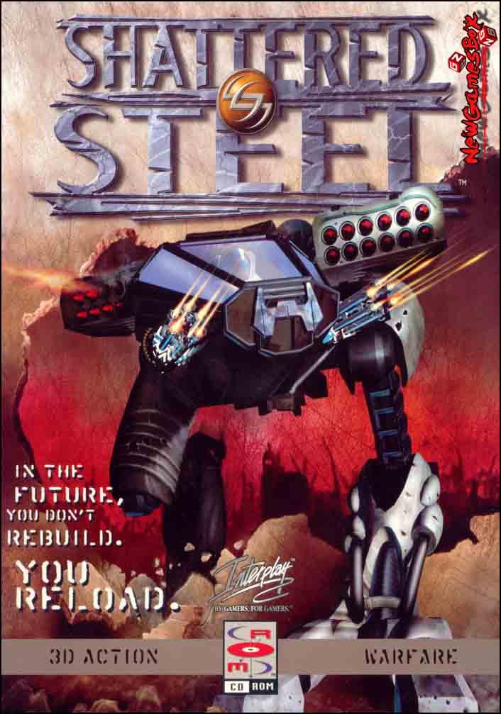 Shattered Steel Free Download