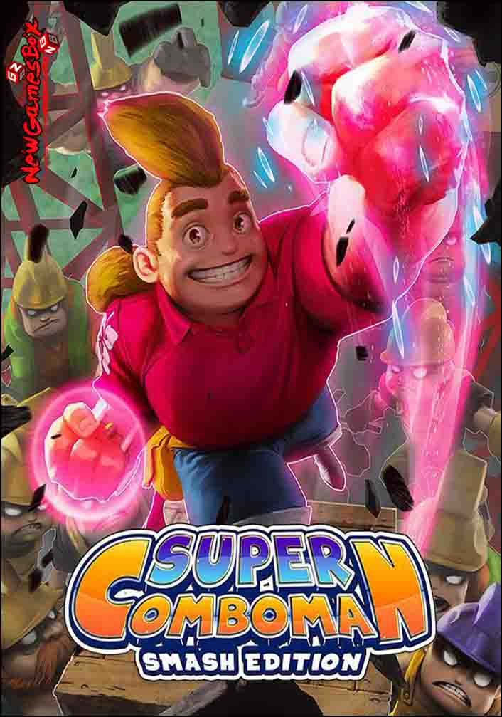 Super ComboMan Free Download