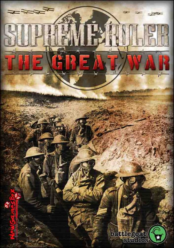 Supreme Ruler The Great War Free Download Full Version