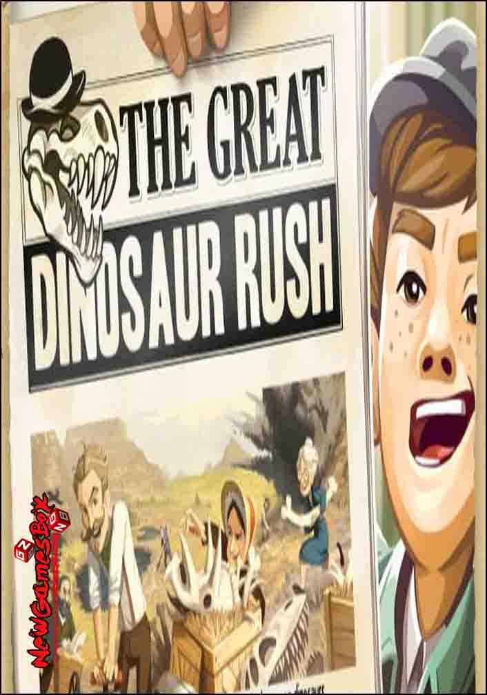 Tabletop Simulator The Great Dinosaur Rush Free Download