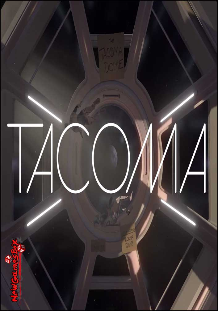 Tacoma Free Download Full Version PC Game Setup
