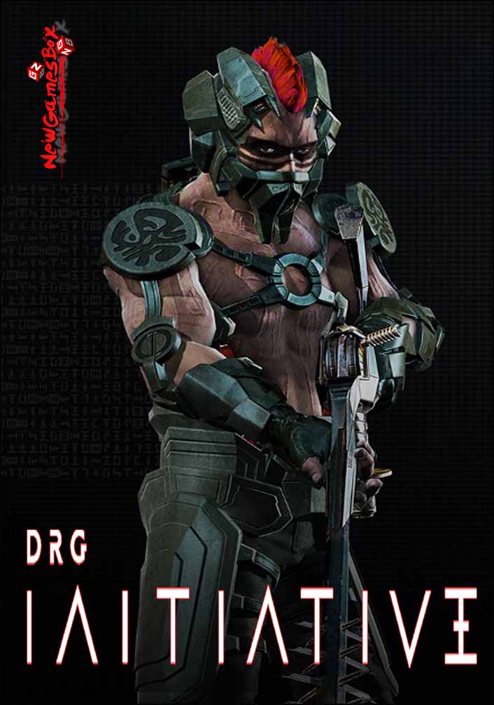 The DRG Initiative Free Download