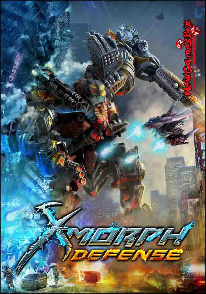 X-Morph Defense Free Download