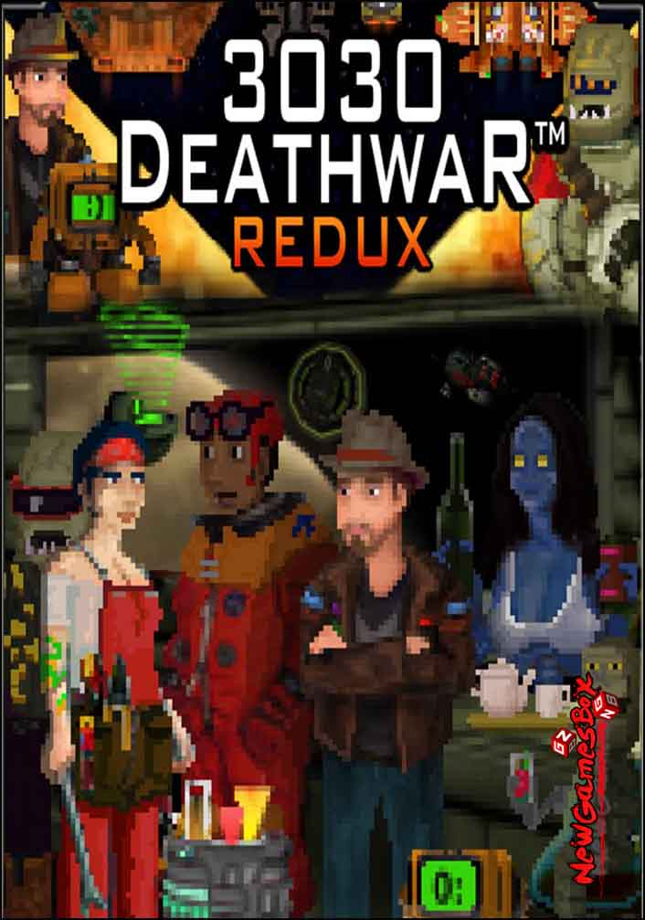 3030 Deathwar Redux Free Download