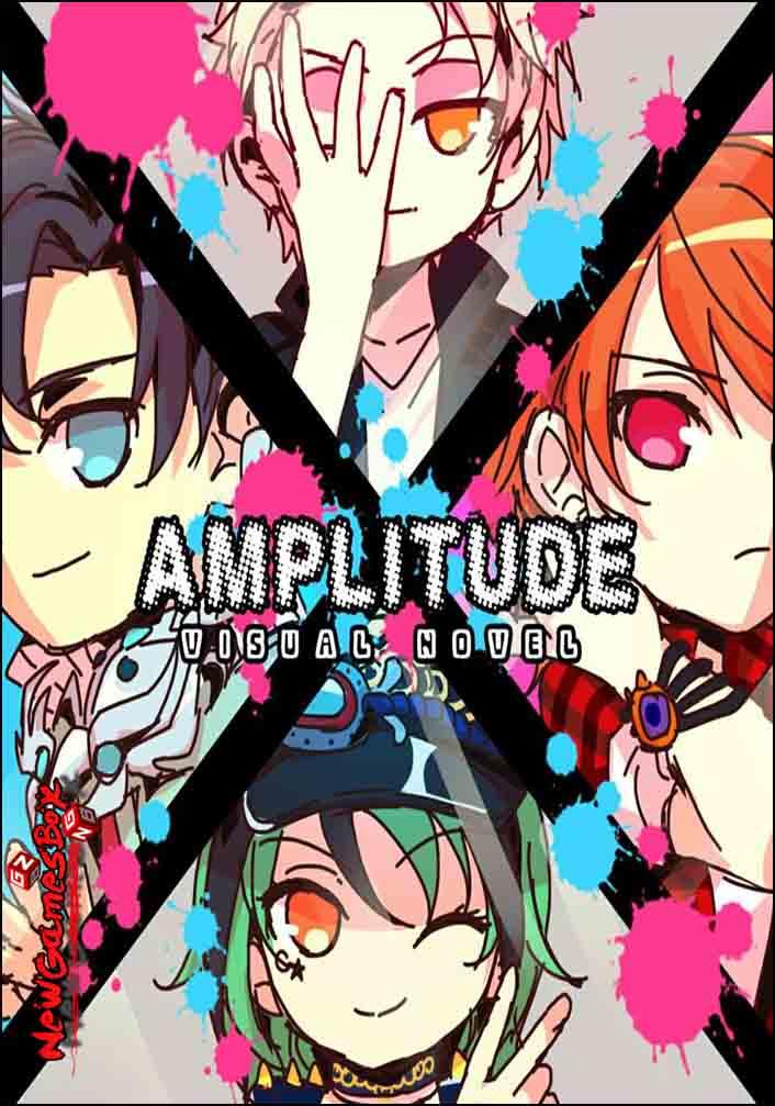 AMPLITUDE A Visual Novel Free Download