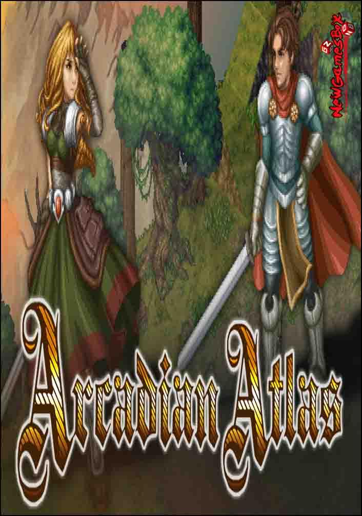 Arcadian Atlas Free Download
