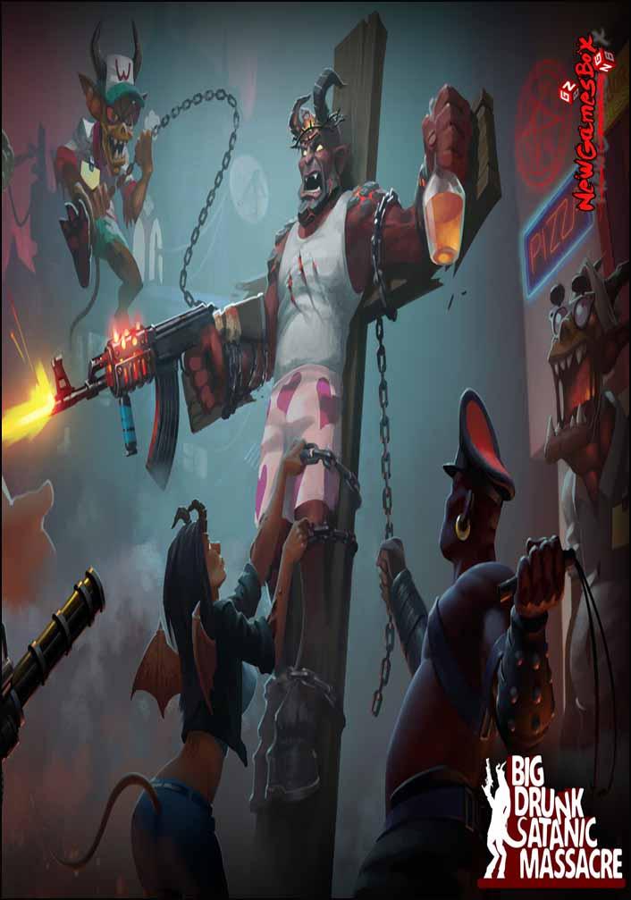 Big Drunk Satanic Massacre Free Download