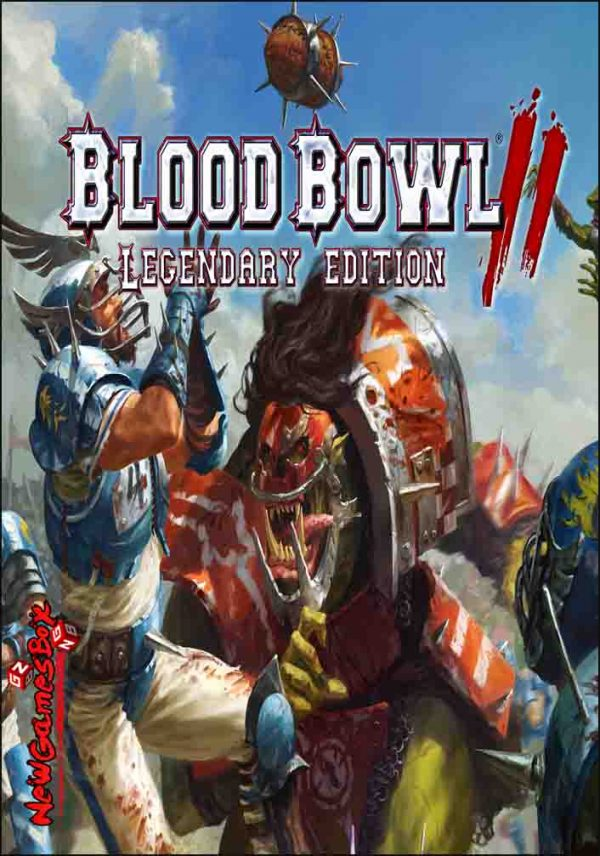 Blood Bowl 2 Legendary Edition Free Download PC Game