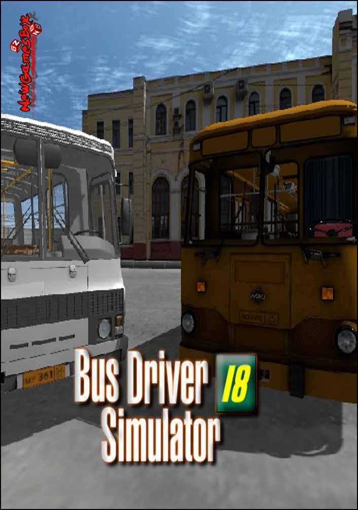 Bus Driver Simulator 2018 Free Download