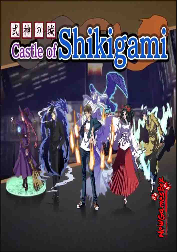 Castle of Shikigami Free Download