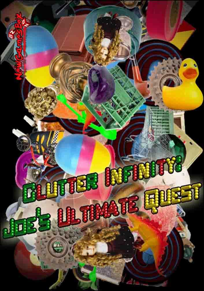 Clutter Infinity Joe's Ultimate Quest Free Download