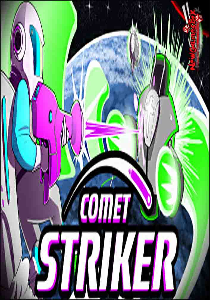CometStriker Free Download