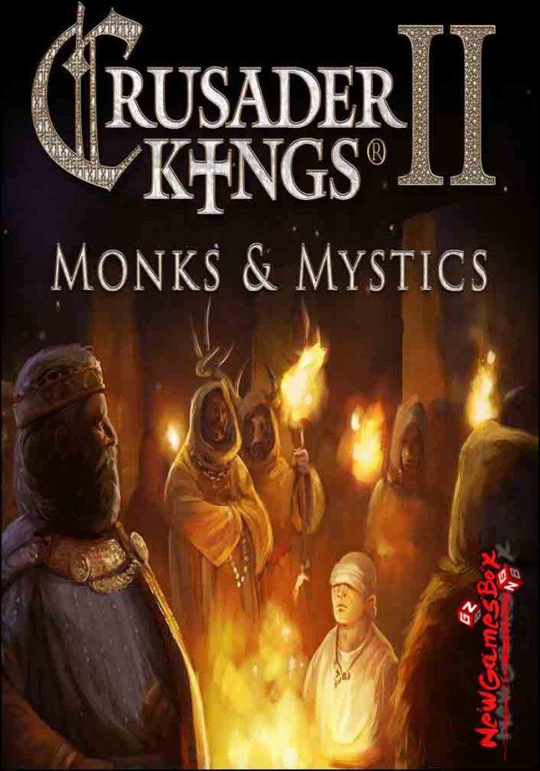 Crusader Kings II Monks and Mystics Free Download