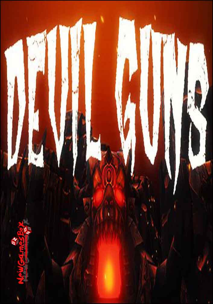 DEVIL GUNS DEMON BULLET HELL ARENA Free Download