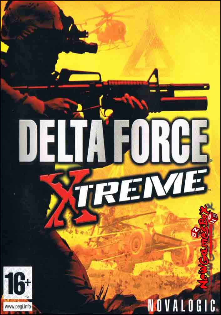 Delta Force Xtreme 1 Free Download