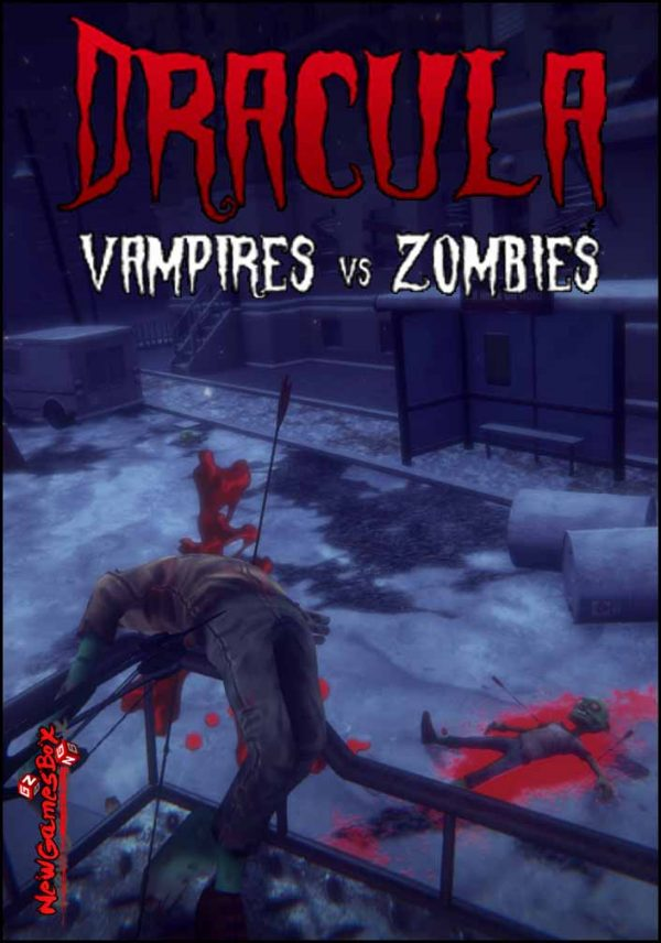 Dracula Vampires vs Zombies Free Download