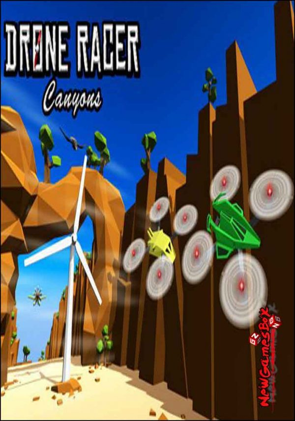 Drone Racer Canyons Free Download