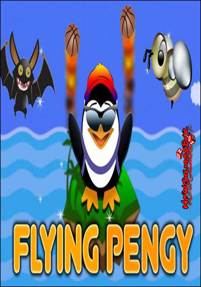 Flying Pengy Free Download