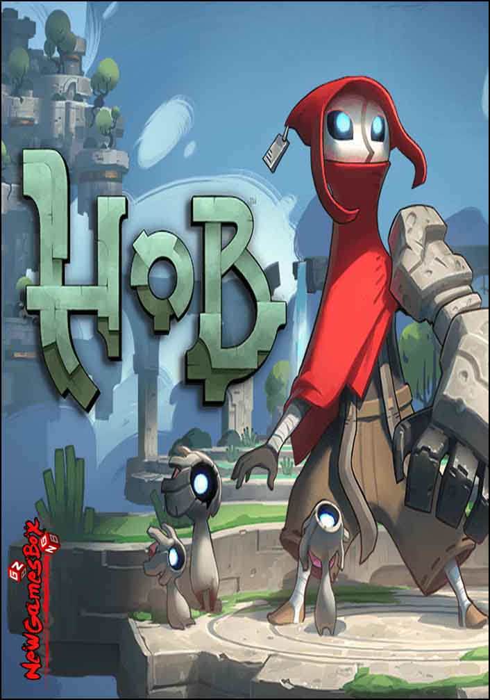 Hob Free Download Full Version Cracked PC Game