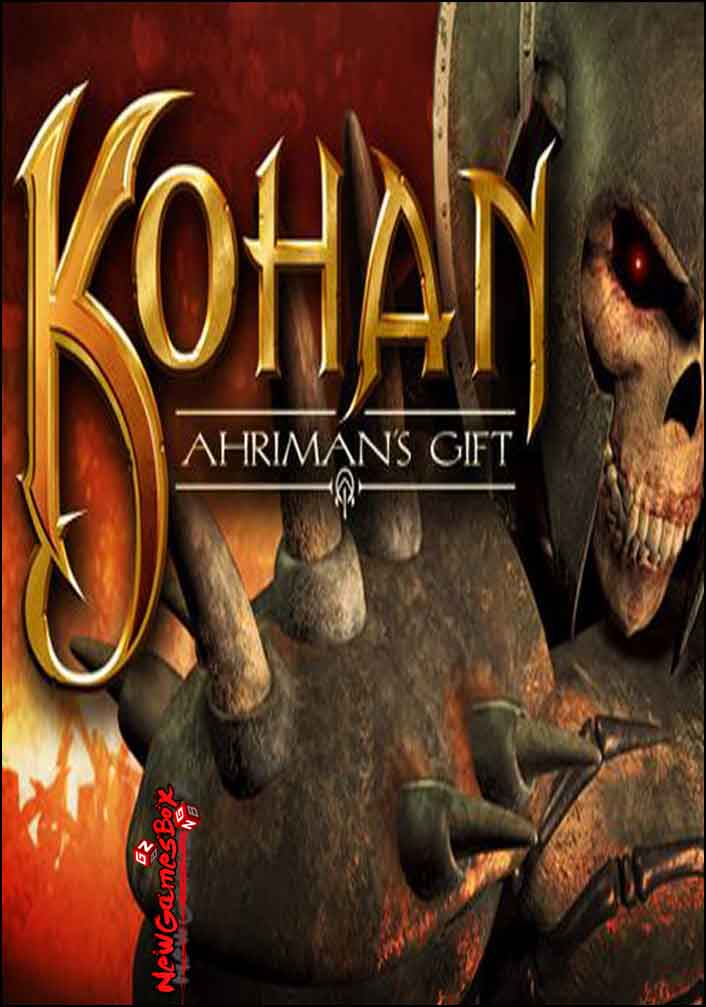 Kohan Ahriman's Gift Free Download Full Version Setup