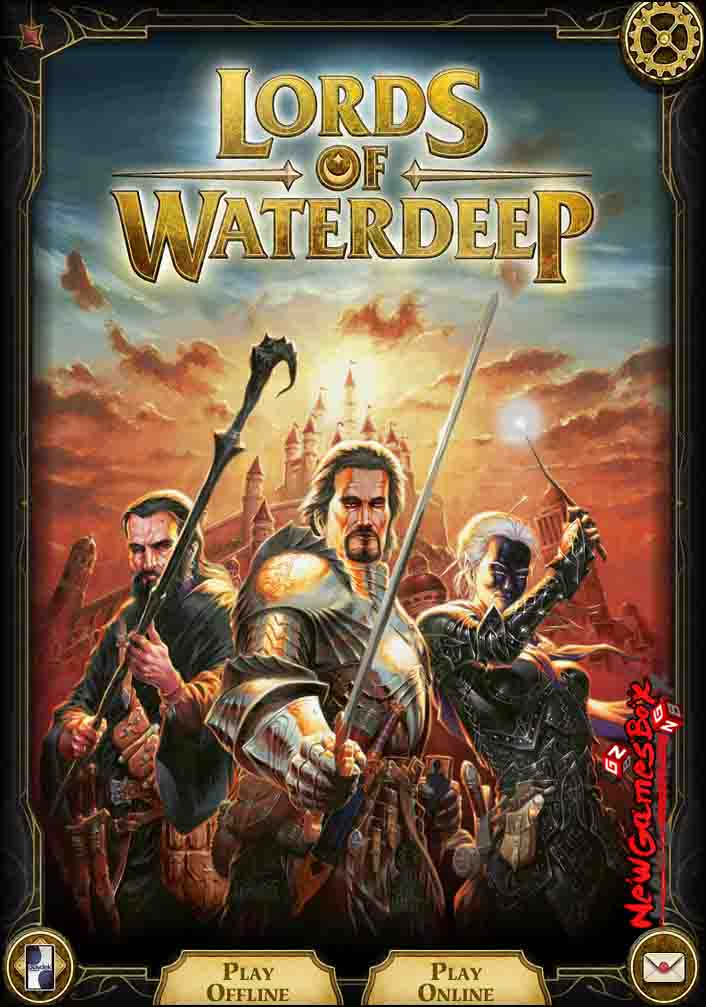 Lords of Waterdeep Free Download Full Version PC Game