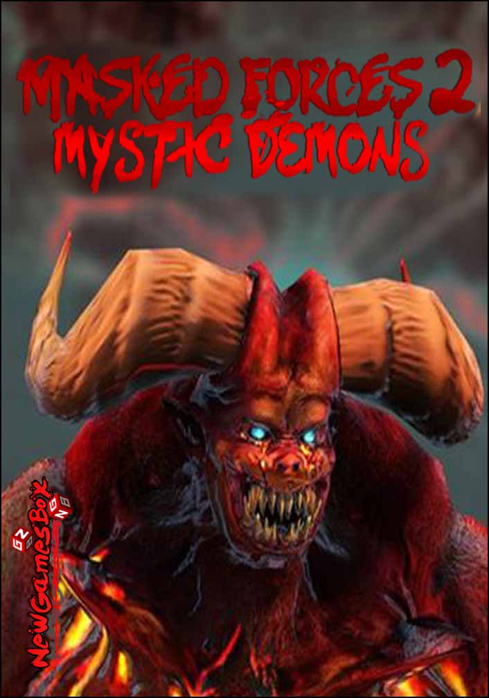Masked Forces 2 Mystic Demons Free Download