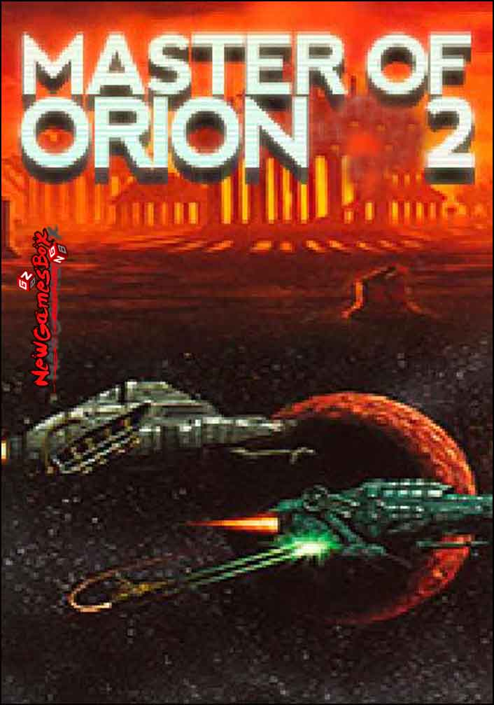 Master of Orion 2 Free Download