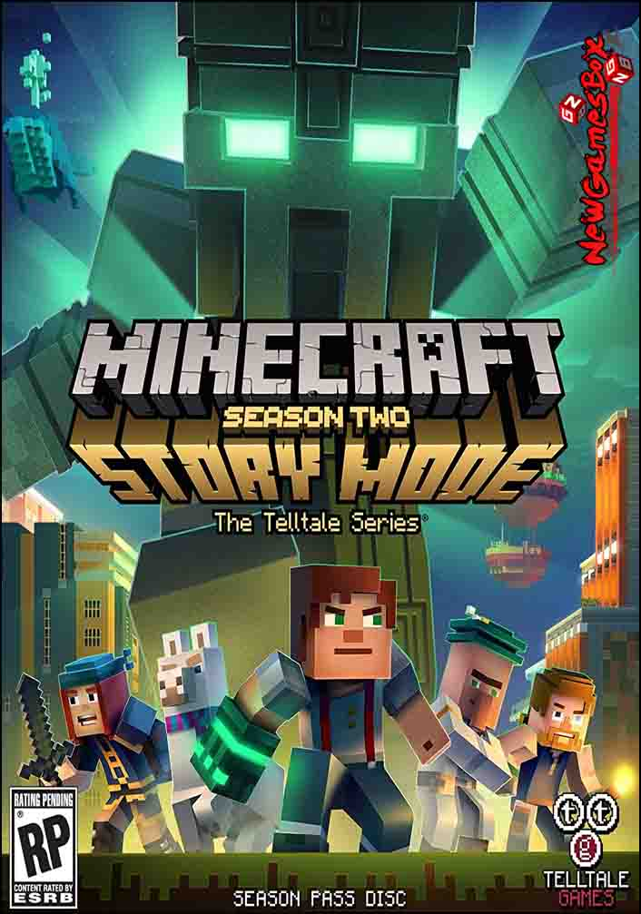 minecraft story mode all episodes free pc