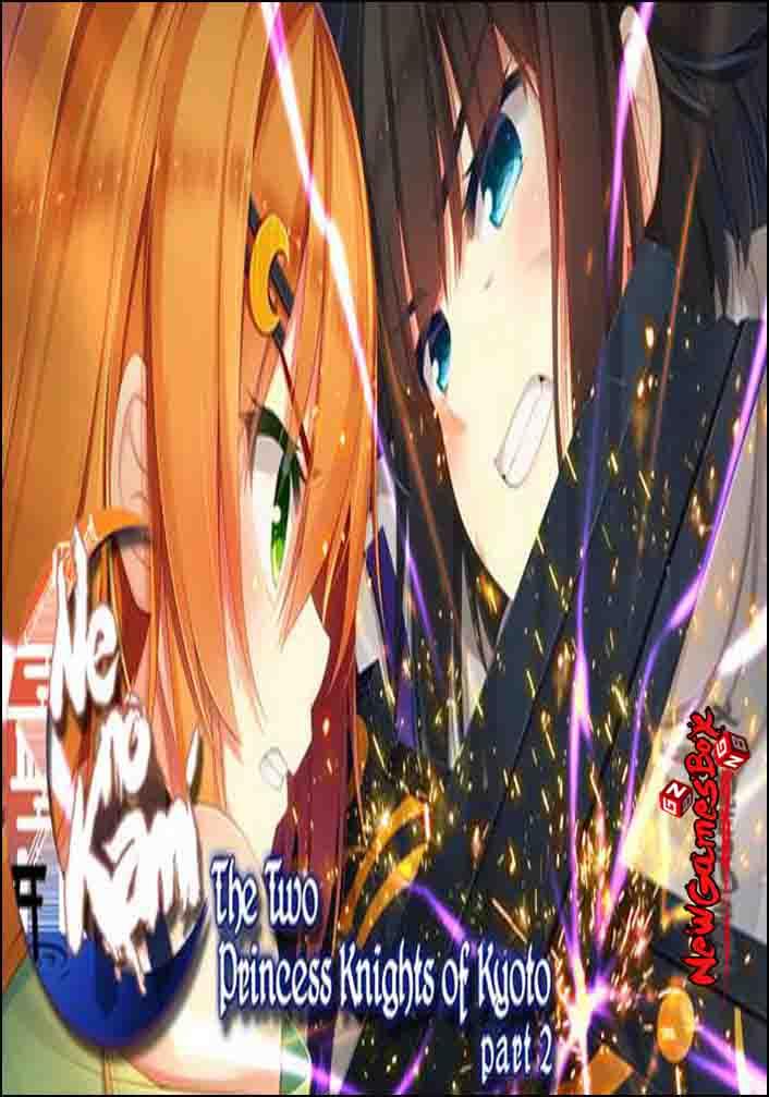 Ne no Kami The Two Princess Knights of Kyoto Part 2 Free Download